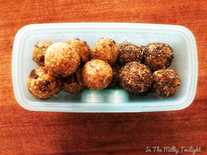 Oatmeal-energy-bites-container